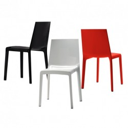 EVELINE solid židle